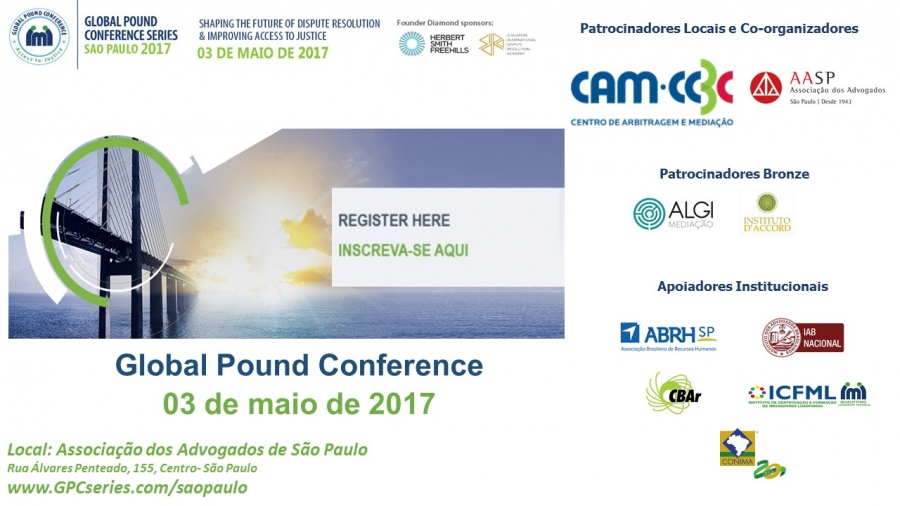 Global Pound Conference