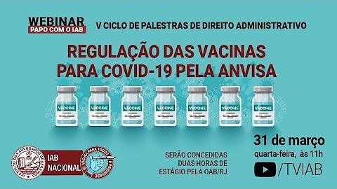 regulacaovacinas